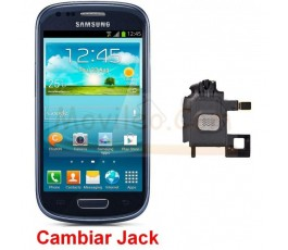 Reparar Jack Samsung Galaxy S3 Mini i8190 - Imagen 1