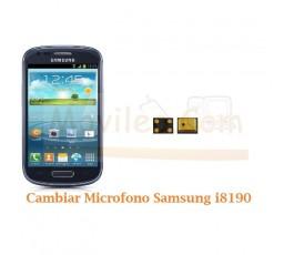 Reparar Microfono Samsung S3 Mini i8190 - Imagen 1