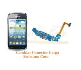Reparar Conector Carga Samsung Galaxy Core i8260 i8262 - Imagen 1