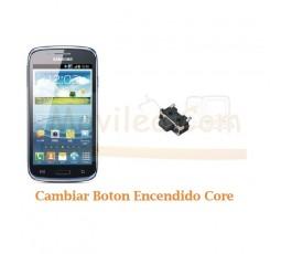 Cambiar Boton Encendido Samsung Galaxy Core i8260 i8262 - Imagen 1