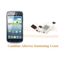 Cambiar Altavoz Buzzer Samsung Galaxy Core i8260 i8262 - Imagen 1