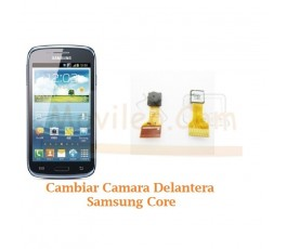 Cambiar Camara Delantera Samsung Galaxy Core i8260 i8262 - Imagen 1