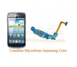 Cambiar Microfono Samsung Galaxy Core i8260 i8262 - Imagen 1