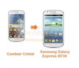 Cambiar Cristal Samsung Galaxy Express i8730 - Imagen 1