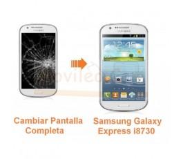 Cambiar Pantalla Completa Samsung Galaxy Express i8730 - Imagen 1