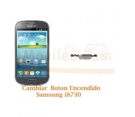 Cambiar Boton Encendido Samsung Galaxy Express i8730 - Imagen 1