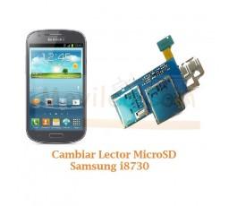 Cambiar Lector Tarjeta MicroSD Samsung Galaxy  Express i8730 - Imagen 1