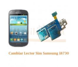 Cambiar Lector Tarjeta Sim Samsung Galaxy Express i8730 - Imagen 1