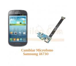 Cambiar Microfono Samsung Galaxy Express i8730 - Imagen 1