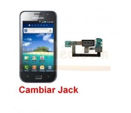 Reparar Jack Samsung Galaxy S SLC i9003 - Imagen 1