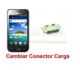Reparar Conector Carga Samsung Galaxy S i9000 i9001 - Imagen 1