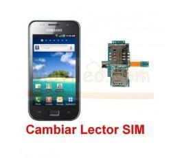 Reparar Lector Sim Samsung Galaxy S i9000 i9001 - Imagen 1