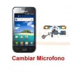 Reparar Microfono Samsung Galaxy S i9000 i9001 - Imagen 1