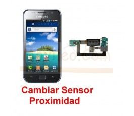 Reparar Sensor de Proximidad Samsung Galaxy S i9000 i9001 - Imagen 1