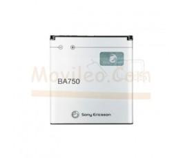 Bateria BA750 para Sony Xperia Arc LT15 LT18