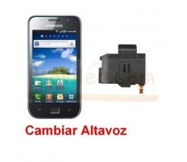 Reparar Altavoz Samsung Galaxy S SLC i9003 - Imagen 1