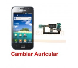 Reparar Auricular Samsung Galaxy S SLC i9003 - Imagen 1