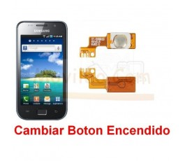 Reparar Boton Encendido Samsung Galaxy SLC i9003 - Imagen 1