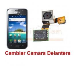 Reparar Camara Frontal Samsung Galaxy S SLC i9003 - Imagen 1