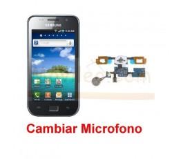 Reparar Microfono Samsung Galaxy S SLC i9003 - Imagen 1