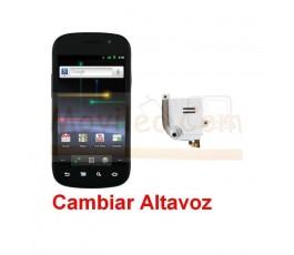 Reparar Altavoz Samsung Nexus S i9023 - Imagen 1