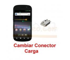Reparar Conector Carga Samsung Nexus S I9023 - Imagen 1