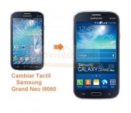 Cambiar Pantalla Tactil Digitalizador Samsung Grand Neo i9060 - Imagen 1