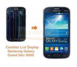 Cambiar Pantalla Lcd Display Samsung Grand Neo i9060 - Imagen 1