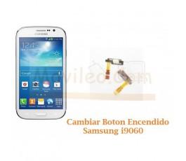 Cambiar Boton Encendido  Samsung Galaxy Neo i9060 i9062 - Imagen 1
