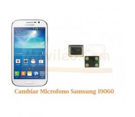 Cambiar Microfono Samsung Galaxy Neo i9060 i9062 - Imagen 1