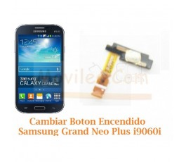 Cambiar Boton Encendido Samsung Galaxy Grand Neo Plus i9060i - Imagen 1