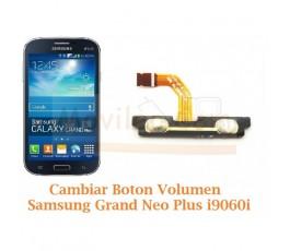 Cambiar Botones Volumen Samsung Galaxy Grand Neo Plus i9060i - Imagen 1