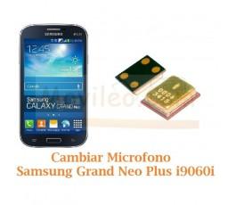 Cambiar Microfono Samsung Galaxy Grand Neo Plus i9060i - Imagen 1