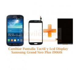 Cambiar Pantalla Tactil y Lcd Samsung Galaxy Grand Neo i9060i - Imagen 1