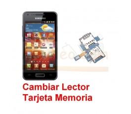 Reparar Lector Tarjeta de Memoria Samsung Galaxy Advance i9070 - Imagen 1