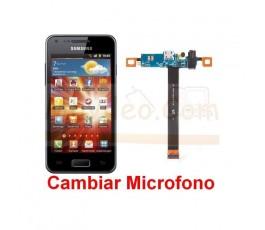 Reparar Microfono Samsung Galaxy Advance i9070 - Imagen 1