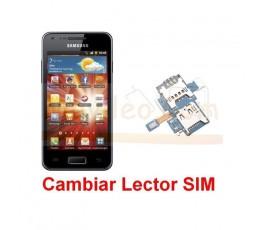 Reparar Lector Tarjeta SIM Samsung Galaxy Advance i9070 - Imagen 1
