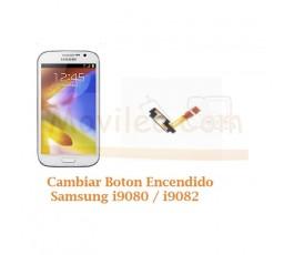Cambiar Boton Encendido Samsung Grand Duo i9060 i9062 - Imagen 1