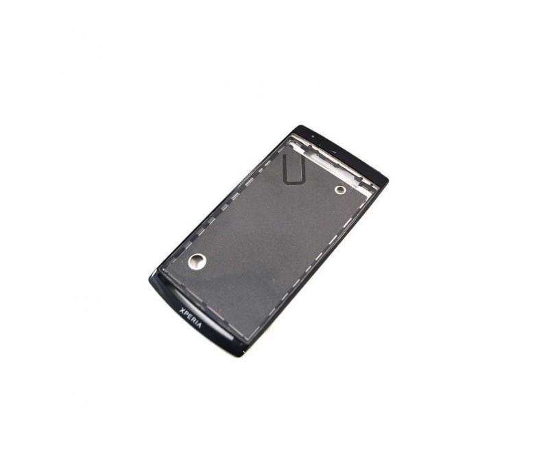 Marco Pantalla Chasis para Sony Ericsson Arc X12 Lt15 Arc S Lt18 Negro - Imagen 1