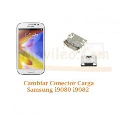 Cambiar Conector Carga Samsung Grand Duo i9080 i9082 - Imagen 1
