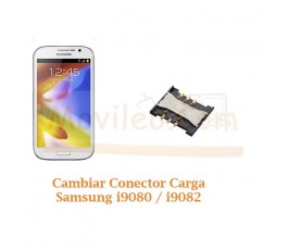 Cambiar Lector Tarjeta Sim Samsung Grand Duo i9080 i9082 - Imagen 1