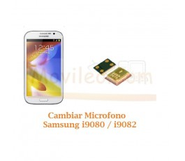 Cambiar Microfono Samsung Galaxy Grand Duo i9080 i9082 - Imagen 1