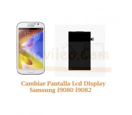 Cambiar Pantalla Lcd  Display Samsung Galaxy Grand Duo i9080 i9082 - Imagen 1