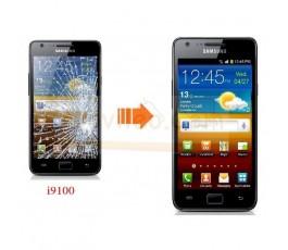 Cambiar Pantalla Completa Samsung s2 i9100 - Imagen 1