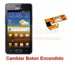 Reparar Boton Encendido Samsung Galaxy S2 i9100 - Imagen 1