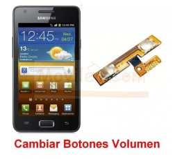 Reparar Boton Volumen Samsung Galaxy S2 i9100 - Imagen 1