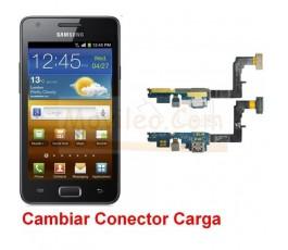 Reparar Conector Carga Samsung Galaxy S2 i9100 - Imagen 1