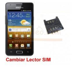 Reparar Lector Sim Samsung Galaxy S2 i9100 - Imagen 1