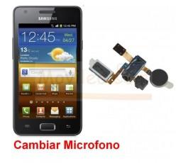 Reparar Microfono Samsung Galaxy S2 i9100 - Imagen 1