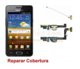 Reparar Cobertura Samsung Galaxy S2 i9100 - Imagen 1